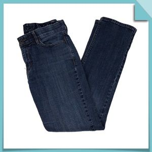 Levi's 525 Perfect Waist Straight Jeans Size 10
